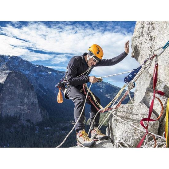 La Sportiva Boulder X Mid - Photo of detail