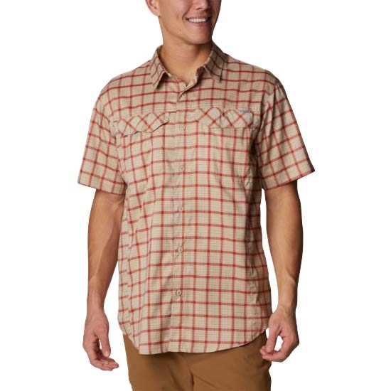 Columbia Silver Ridge Lite Shirt - Ancient Fossi