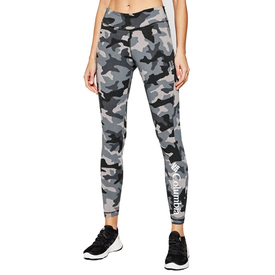 Columbia Columbia Lodge Legging W - Black Trad Camo