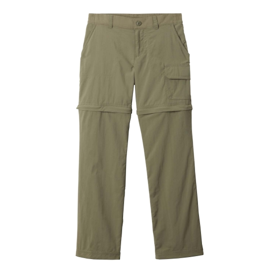 Columbia Silver Ridge IV Convertible Pant Girl - Stone