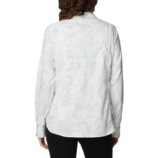 Columbia Silver Ridge Lite Plaid Shirt W - Photo of detail