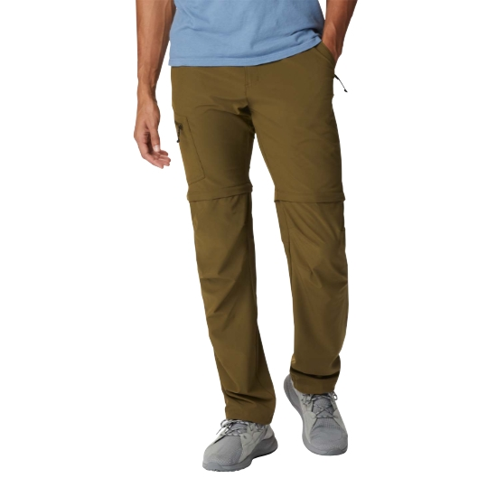 Columbia Triple Canyon Convertible Pant - New Olive