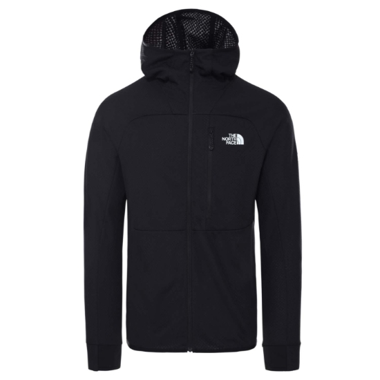 The North Face Summit L2 FUTUREFLEECE Hooded Fleece - Tnf Black