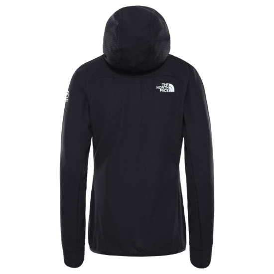 The North Face Summit L2 FUTUREFLEECE Hooded Jacket W - Photo of detail
