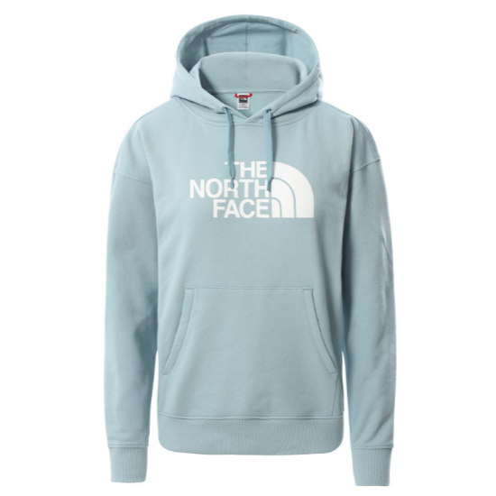 The North Face Light Drew Peak Hoodie W - Tourmaline Blue