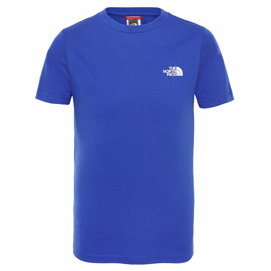 The North Face Reactor Tee Youth - Bolt Blue