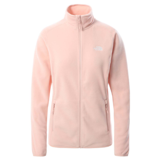The North Face 100 Glacier FZ W - Evening Sand Pink