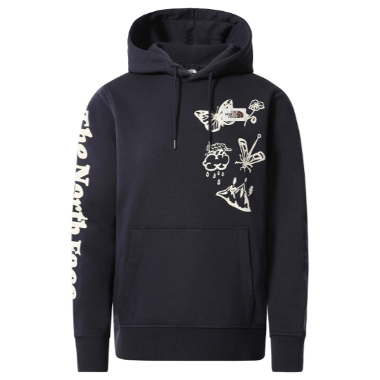 The North Face Himalayan Bottle Source Hoodie W - Aviator Navy