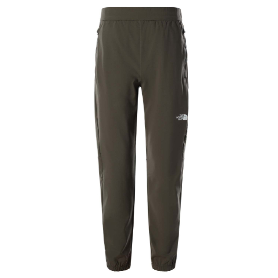 The North Face On Mountain Pant Boy - New Taupe Green