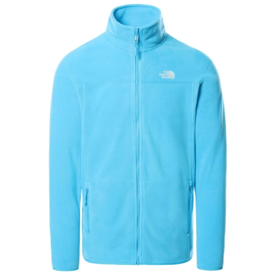 The North Face 100 Glacier FZ -  Meridian Blue
