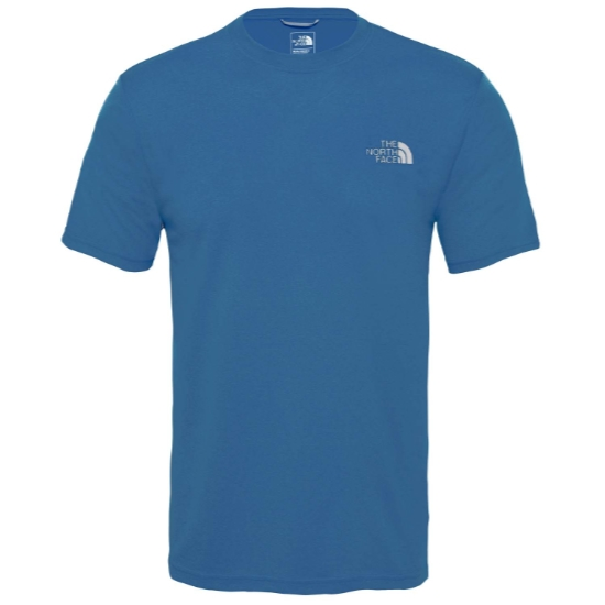 The North Face Reaxion Amp Crew - Moroccan Blue