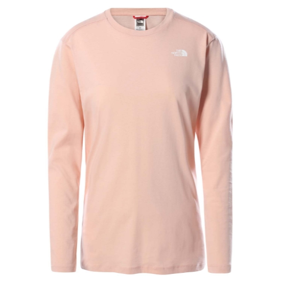 The North Face Simple Dome Tee W - Evening Sand Pink