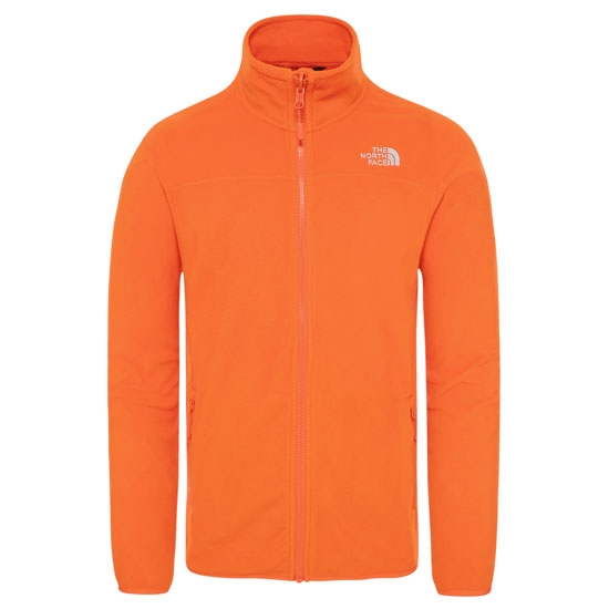 The North Face 100 Glacier FZ - Flame