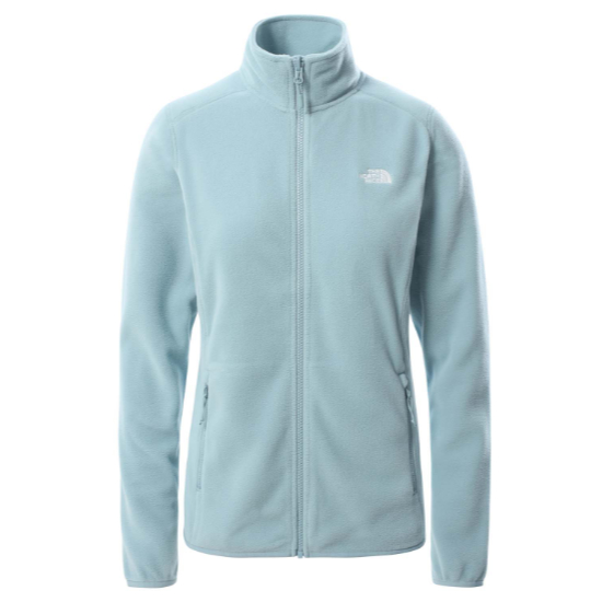The North Face 100 Glacier FZ W - Tourmaline Blue