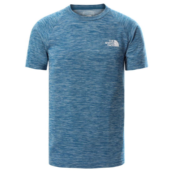 The North Face Impendor Seamless Tee - Moroccan Blue