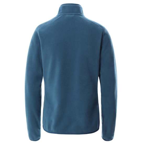 The North Face 100 Glacier 1/4 Zip W - Photo of detail