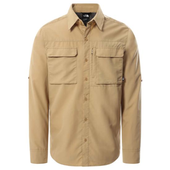 The North Face Sequoia Shirt - Moab Khaki