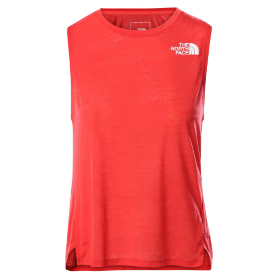 The North Face Up With The Sun Tank Top W - Horizon Red