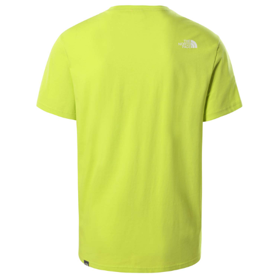 The North Face Mountain Line Tee - Photo of detail