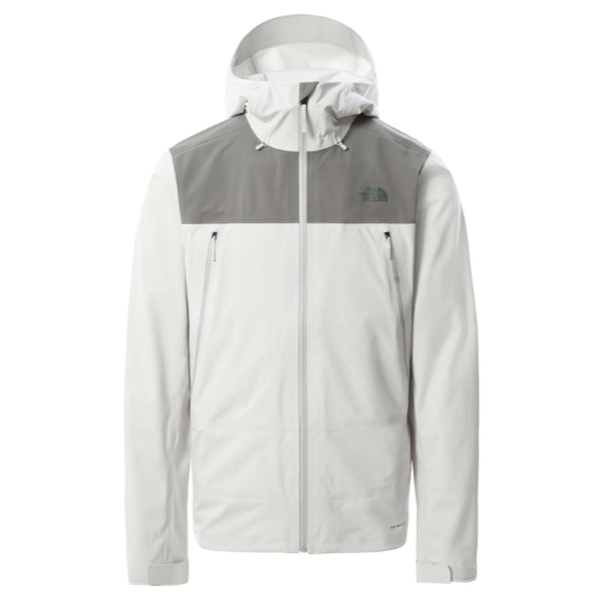 The North Face Tente Jacket - Tin Grey/Agave Gree