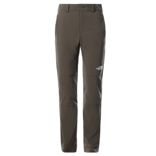 The North Face Exploration Pant Boy - New Taupe Green