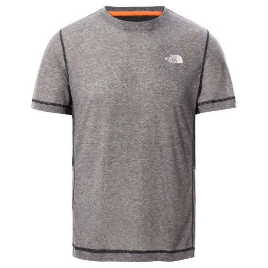 The North Face Circadian Tee - TNF Black White Heater