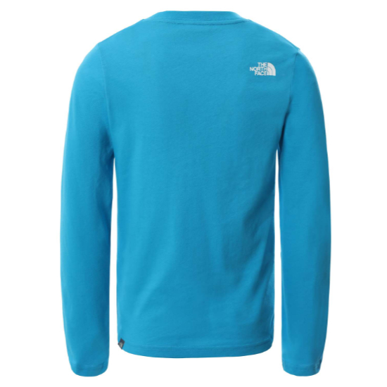 The North Face Easy LS Tee Youth - Foto de detalle
