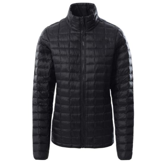 The North Face ThermoBall Eco Jacket W - TNF Black Matte