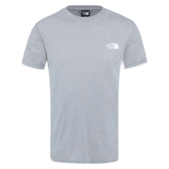 The North Face Reaxion Amp Crew - Mid Grey Heather
