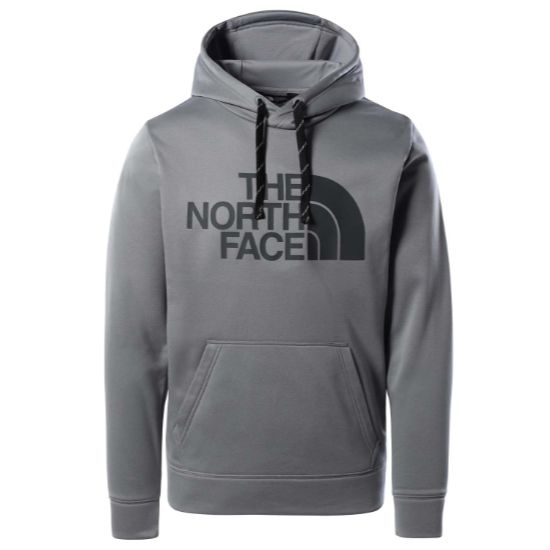 The North Face Surgent Hoodie - Mid Grey Heather