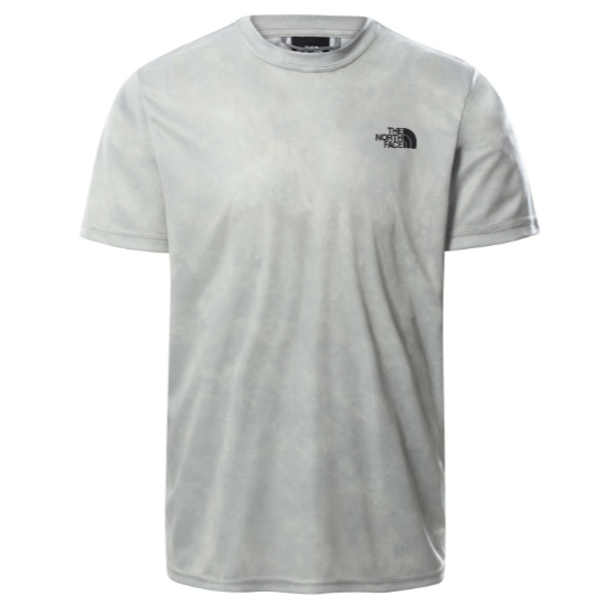 The North Face Reaxion Red Box Tee - Wrought Iron Morn