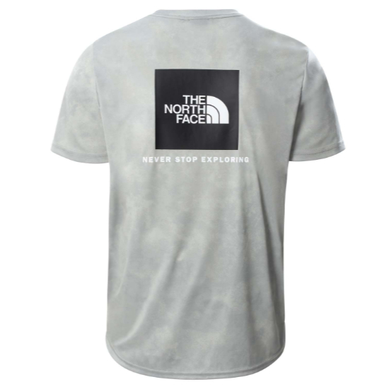 The North Face Reaxion Red Box Tee - Photo de détail