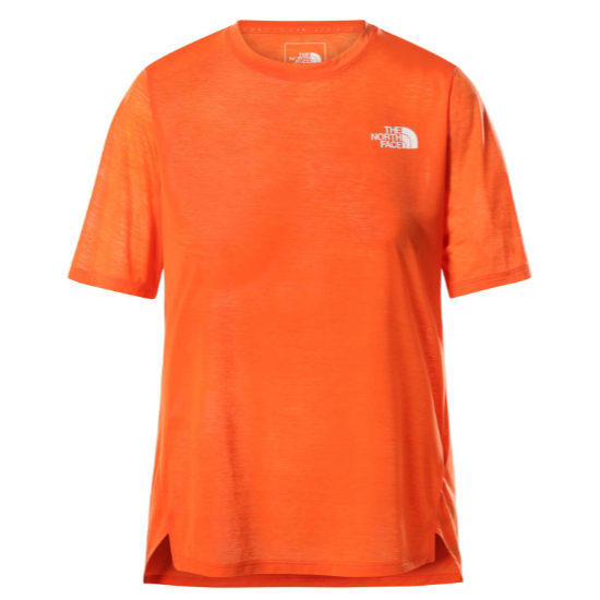 The North Face Up With The Sun Tee W - Flame