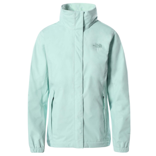 The North Face Resolve II Jacket W - Misty Jade