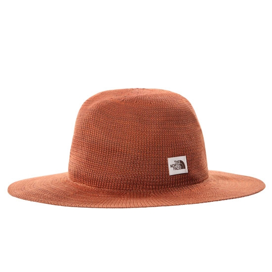 The North Face Packable Panama Hat - Turtle Brown