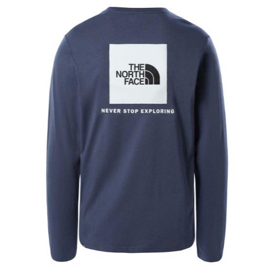 The North Face Red Box LS Tee - Foto de detalle