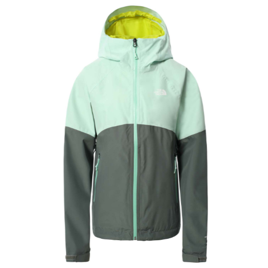 The North Face Diablo Dynamic Jacket W - Misty Jade/Agave Green