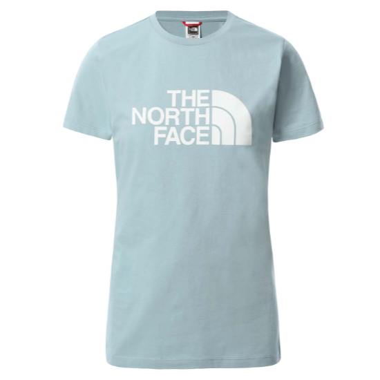 The North Face Easy Tee W - Tourmaline Blue