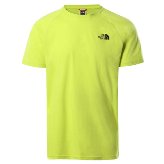 The North Face North Faces Tee - Sulphur Spring Green