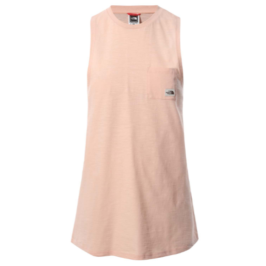 The North Face Campen Tank Top W - Evening Sand Pink