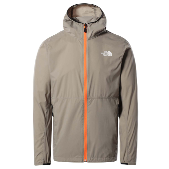 The North Face Circardian Wind Jacket - Mineral Grey