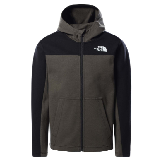 The North Face Slacker Hoodie Boy - New Taupe