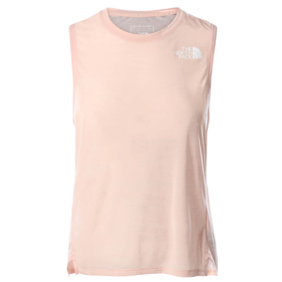 The North Face Up With The Sun Tank Top W - Evening Sand Pink