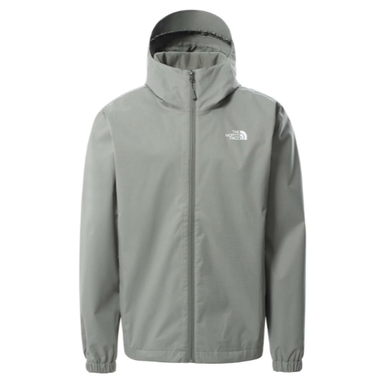 The North Face Quest Jacket - Agave Green Black Heather