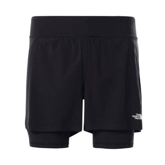 The North Face Circadian Comp Lined Short - TNF Black