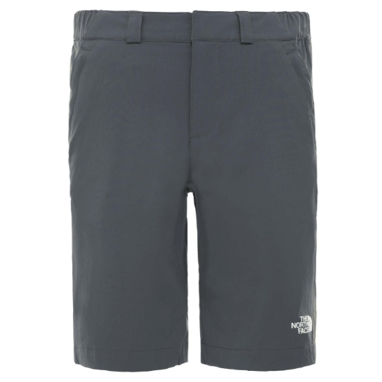 The North Face Exploration II Shorts Boy - Asphalt Grey