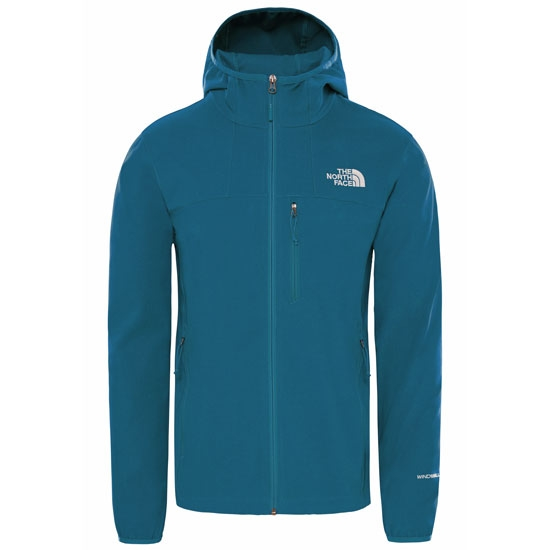 The North Face Nimble Hoodie - Moroccan Blue