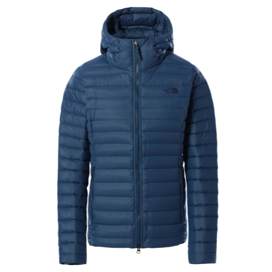 The North Face Stretch Down Jacket W - Monterey Blue
