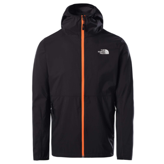 The North Face Circardian Wind Jacket - TNF Black