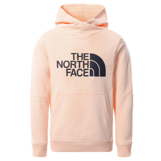 The North Face Drew Peak Hoodie 2.0 Girl -  Pearl Blush